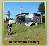 Radsport am Keilberg